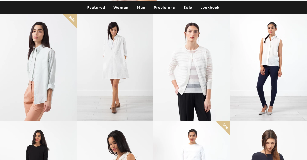 the best free shopify themes