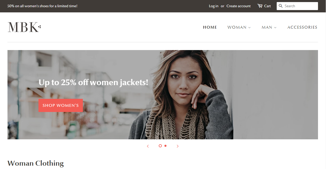 best free shopify themes for dropshipping