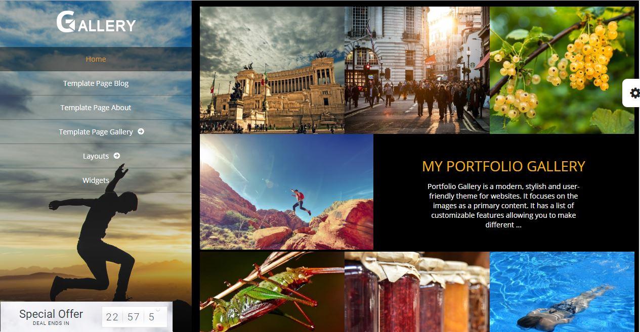 beautiful portfolio gallery