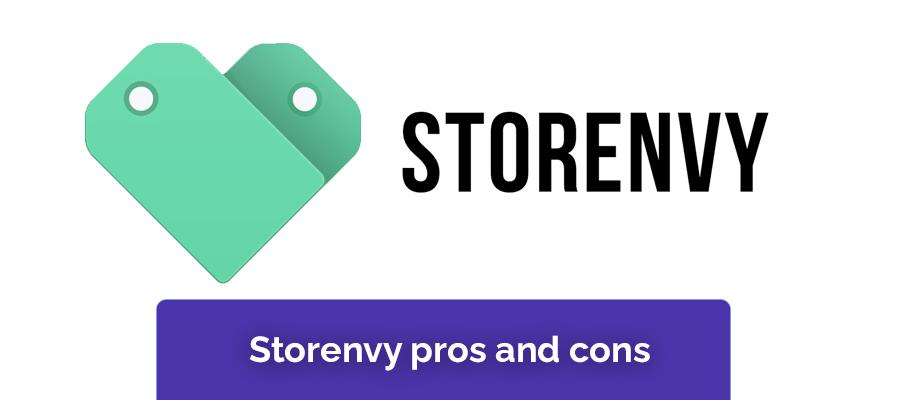Storenvy pros & cons