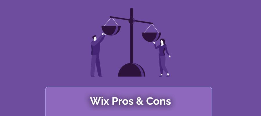 Wix Pros & Cons