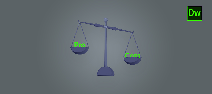 Dreamweaver Overview Pros & Cons