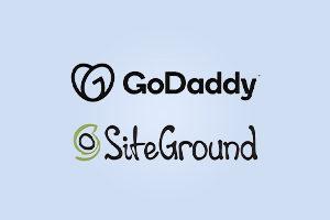 GoDaddy Vs SiteGround