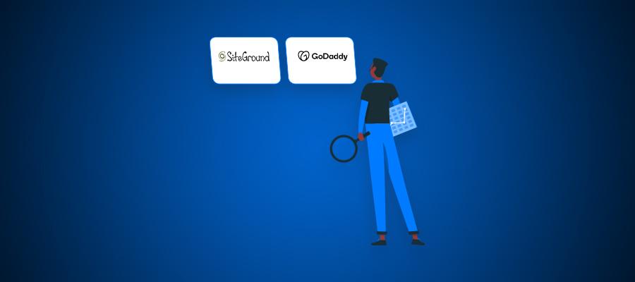 Performance Godaddy vs SiteGround