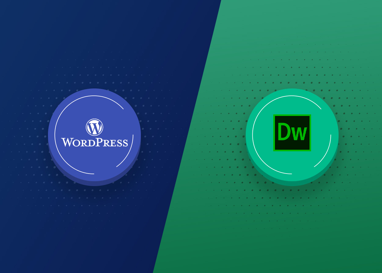 WordPress vs Dreamweaver