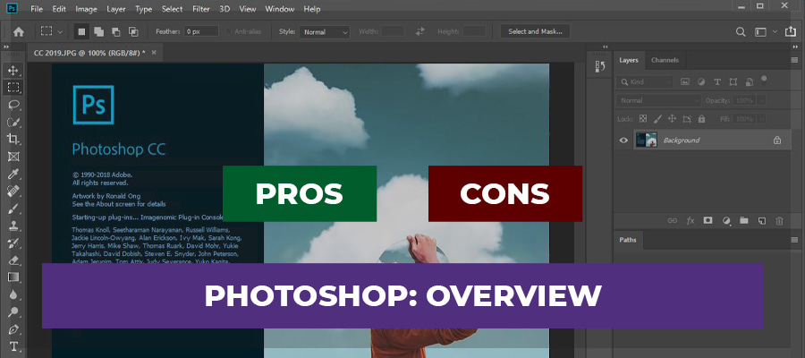 Photoshop overview