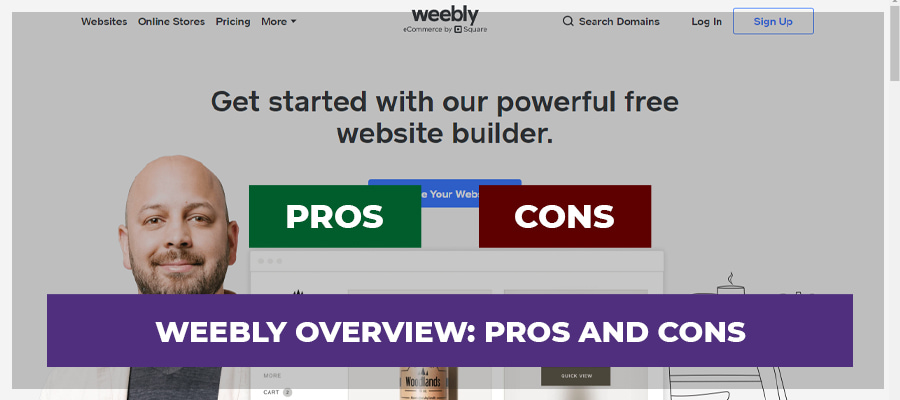 Weebly overview