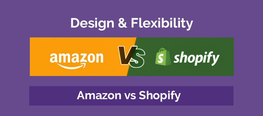 design amazon vs shopify