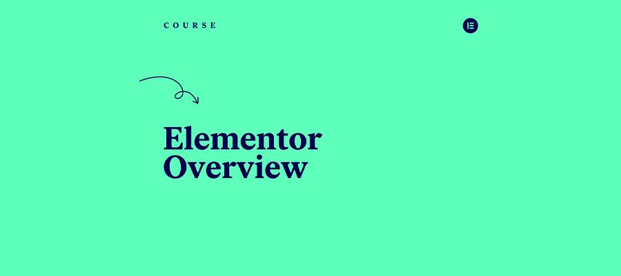 Elementor Overview
